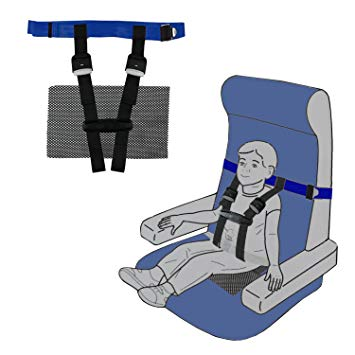Seat belts for 8 year olds clipart clip library library Children Care Harness Safety Airplane Restraint System with Non-Slip Drying  Mat For Kids/Toddlers/Children... clip library library
