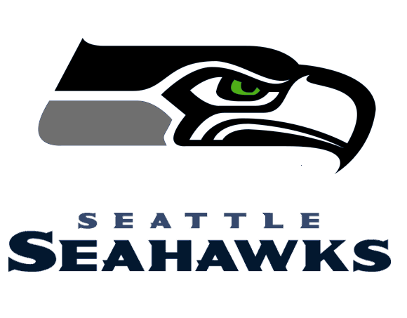 Seattle seahawks clipart free picture black and white stock Seattle Seahawks Clipart nfl 2 - 580 X 453 Free Clip Art ... picture black and white stock
