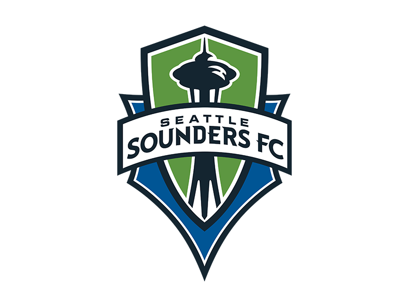 Seattle sounders logo clipart vector black and white library Seattle Sounders FC Logo PNG Transparent & SVG Vector ... vector black and white library