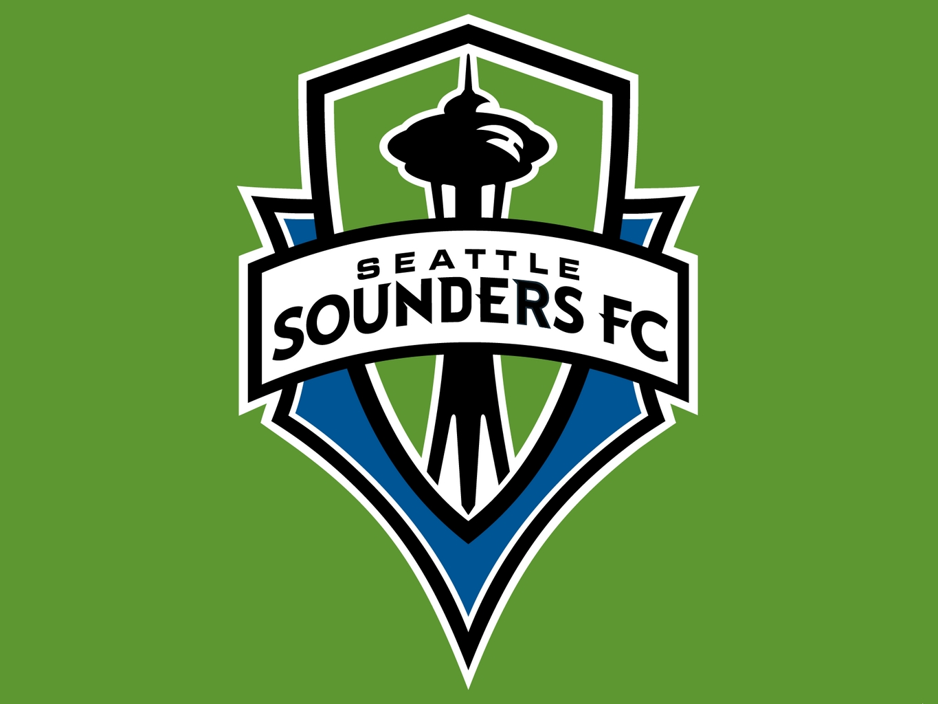 Seattle sounders logo clipart black and white Seattle Sounders Fc Vector PNG Transparent Seattle Sounders ... black and white