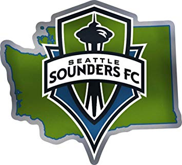 Seattle sounders logo clipart vector freeuse download Seattle Sounders FC State Design SD Premium Acrylic Color ... vector freeuse download