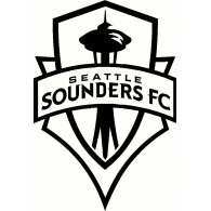 Seattle sounders logo clipart jpg black and white Seattle Sounders FC | Brands of the World™ | Download vector ... jpg black and white