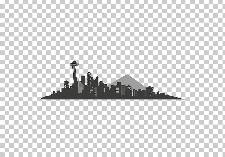 Seattles clipart banner stock Seattle Skyline Silhouette PNG, Clipart, Animals, Art, Art ... banner stock