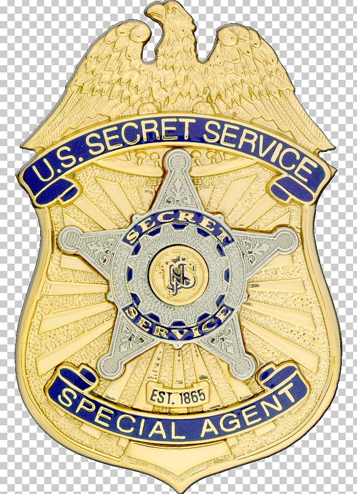 Sece clipart graphic black and white United States Secret Service Badge Police Special Agent PNG ... graphic black and white