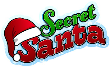 Secret santa word clipart graphic black and white download ialottery blog: FAQs graphic black and white download