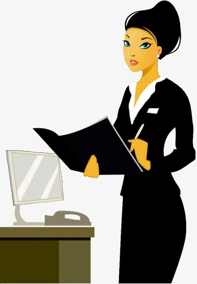 Secretarias clipart svg royalty free download Clipart secretaria 4 » Clipart Portal svg royalty free download