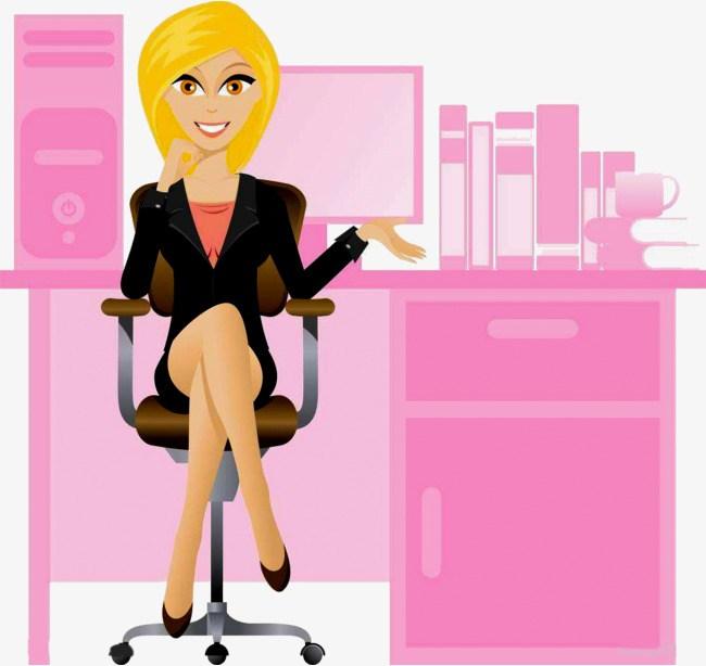 Secretarias clipart vector freeuse download Clipart secretaria 7 » Clipart Portal vector freeuse download