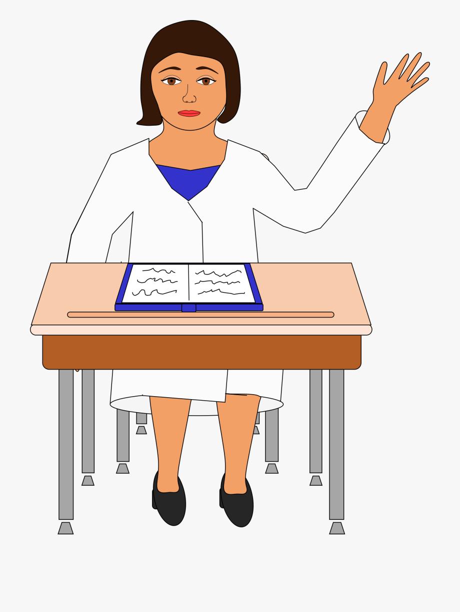 Secretary at desk clipart vector freeuse library Graphic Transparent Stock Secretary Desk Clipart - Person In ... vector freeuse library