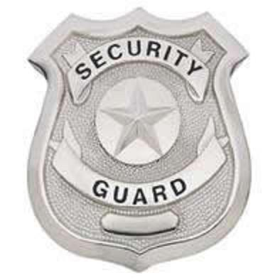 Security badge clipart image free stock show id signs photo id required signs. security guard badge ... image free stock