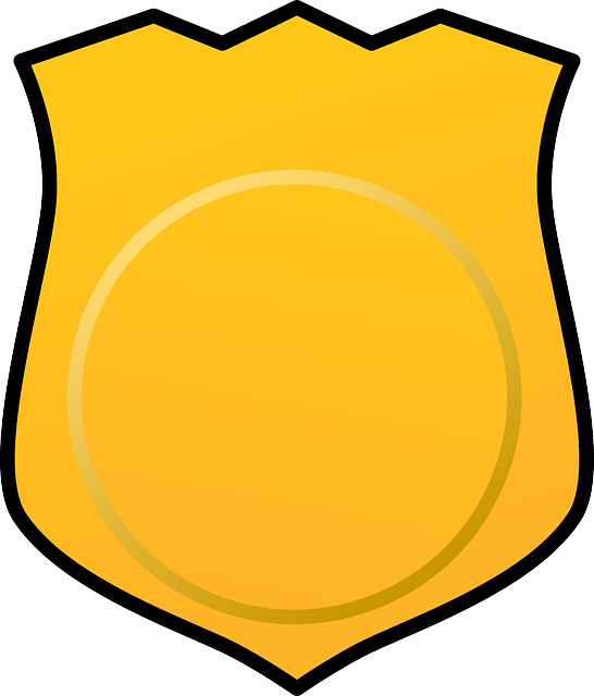 Security badge clipart graphic library Security Badge Template - ClipArt Best graphic library
