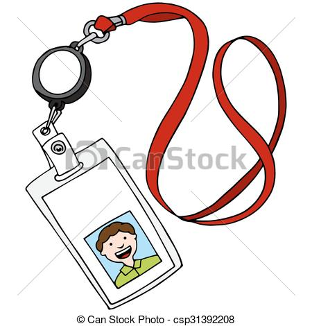 Security badge clipart jpg download Id badge clip art - ClipartFox jpg download