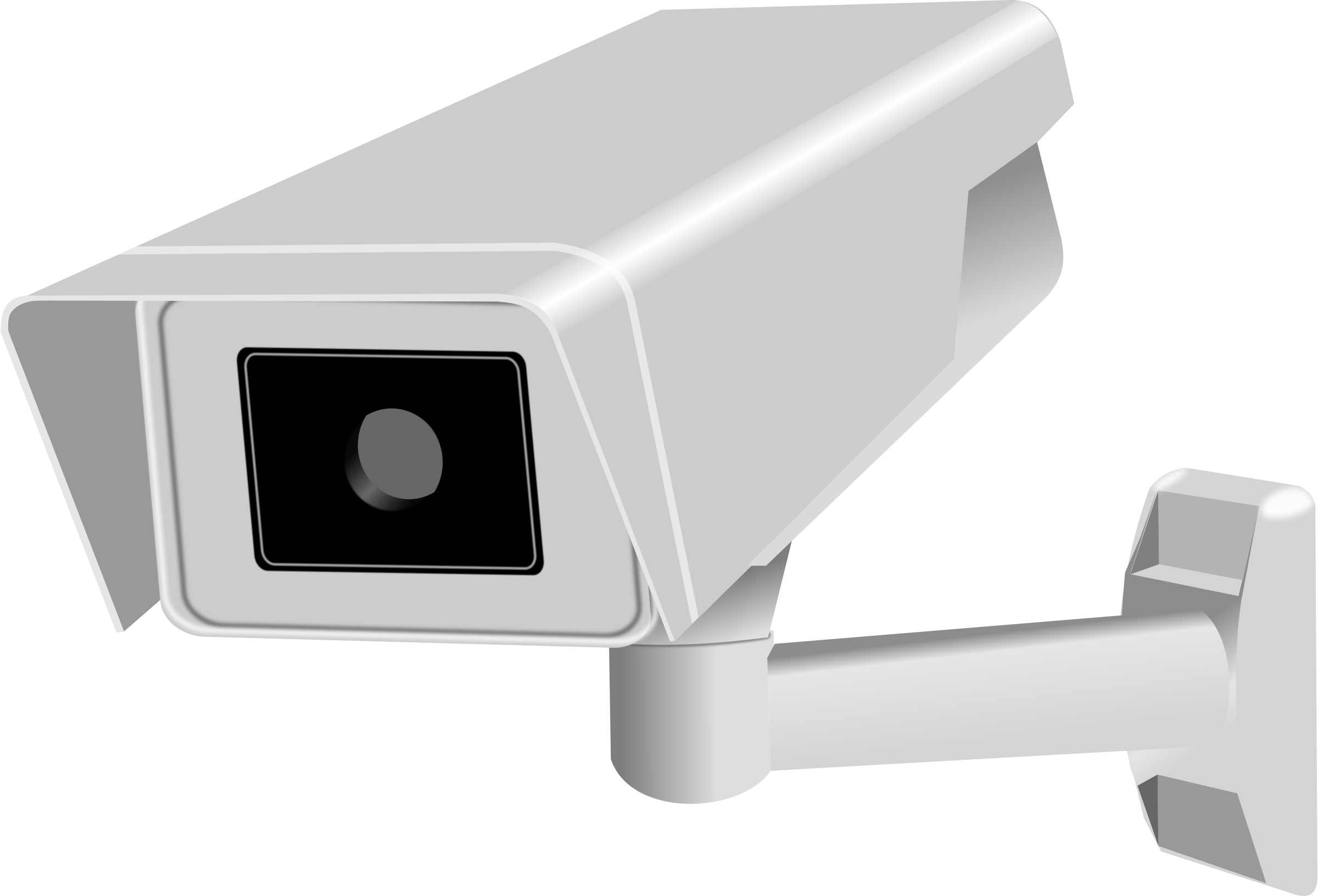 Security camera clipart download svg freeuse stock Closed-circuit television Surveillance Clip art - Security ... svg freeuse stock