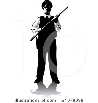Security guard clipart vector black and white download Security Guard Clipart - Clipart Kid vector black and white download