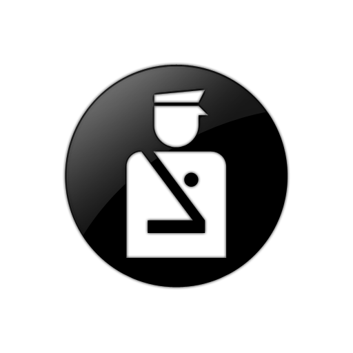 Security guard clipart icon png stock Security Guard (Guards) Icon #062602 » Icons Etc png stock