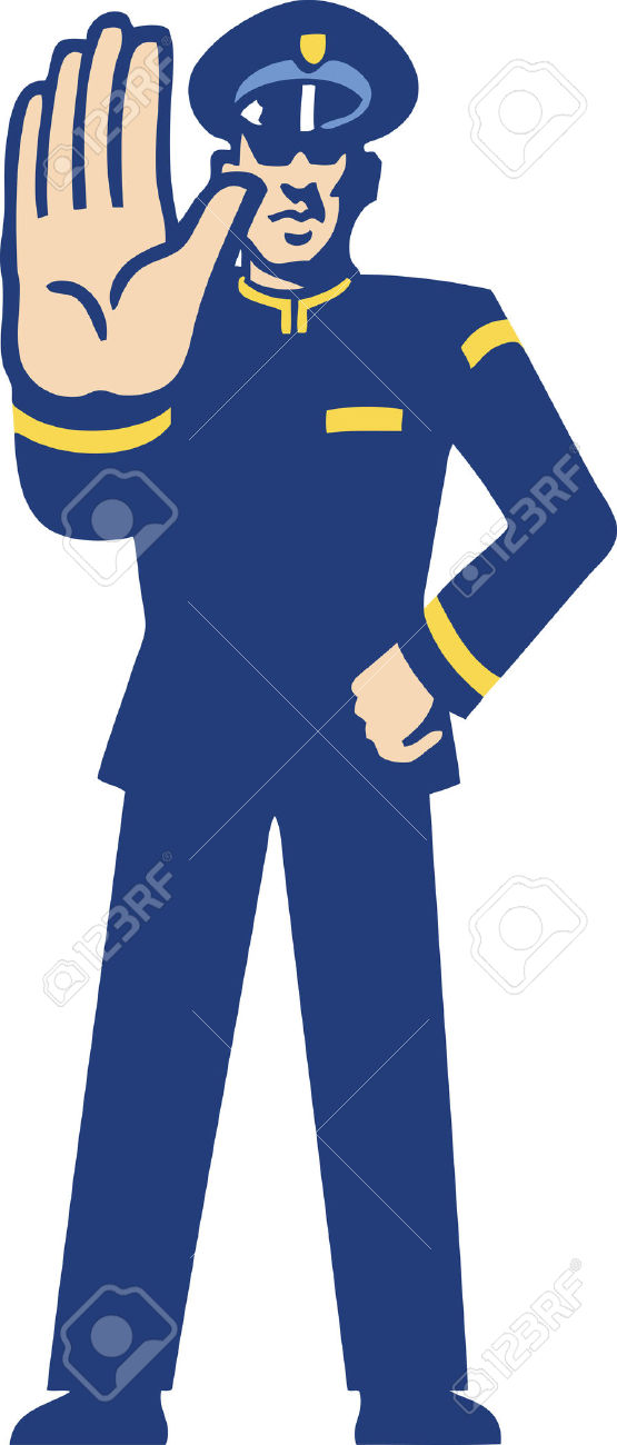 Security guard clipart icon clipart stock Security Guard Royalty Free Cliparts, Vectors, And Stock ... clipart stock