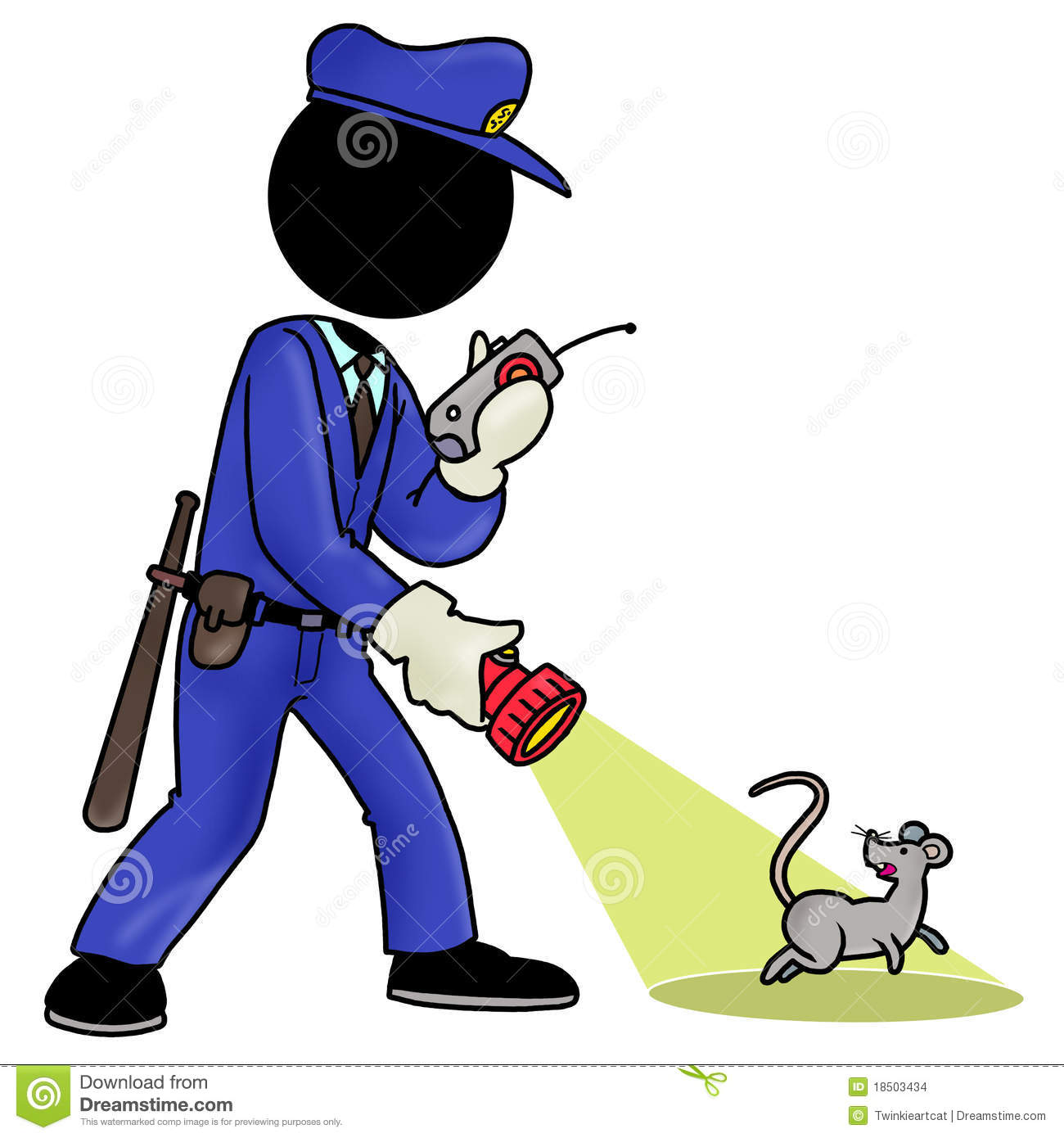 Security guard clipart icon banner freeuse stock Cartoon Security Guard Stock Illustrations – 2,434 Cartoon ... banner freeuse stock