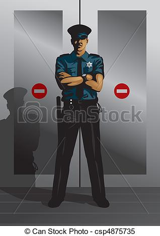 Security guard clipart icon jpg transparent stock Security guard Clip Art and Stock Illustrations. 30,958 Security ... jpg transparent stock