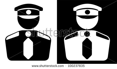 Security guard clipart icon graphic Security Guard Stock Vectors, Images & Vector Art | Shutterstock graphic