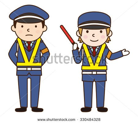 Security guard clipart icon clip freeuse library Girl captain of the guard clipart - ClipartFox clip freeuse library