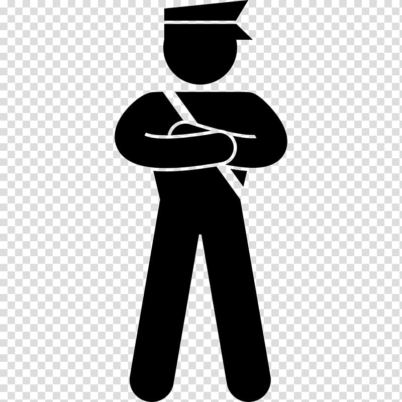 Security guard running clipart vector transparent library Security guard Physical security Computer Icons , security ... vector transparent library