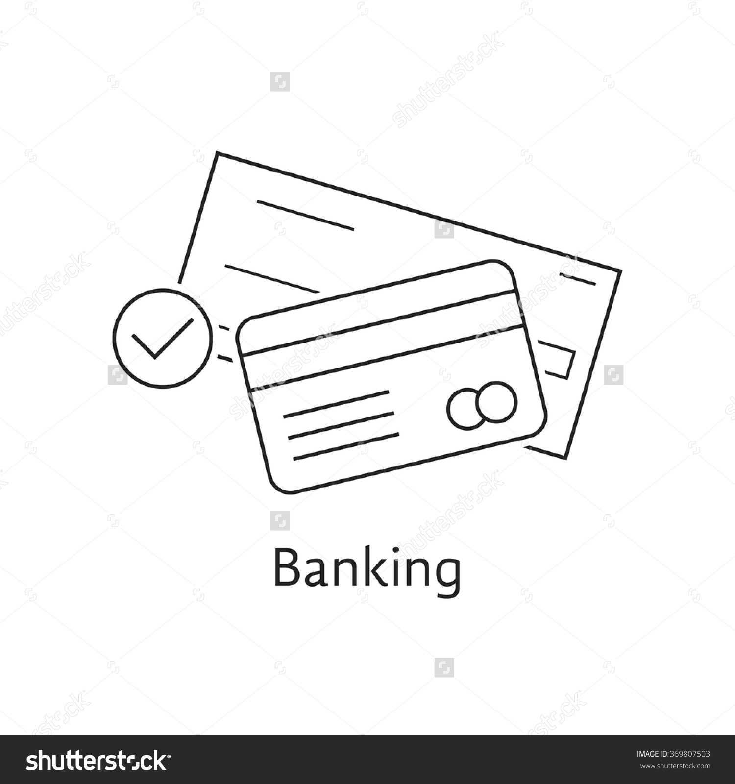 Security pacific bank logo clipart