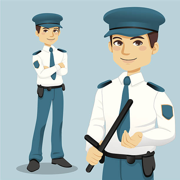 Security services clipart clip black and white Fawcetts Security Guard Operations | Static Guards ... clip black and white