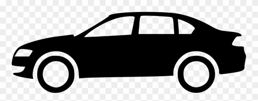Sedan clipart svg Png File - Sedan Car Icon Png Clipart (#3517949) - PinClipart svg