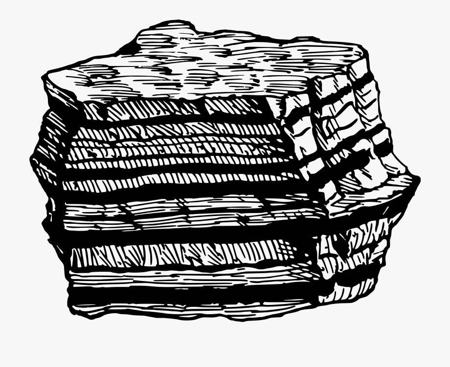 Sedimentary rock clipart banner stock Rock Clipart Metamorphic Rock - Drawings Of Sedimentary ... banner stock