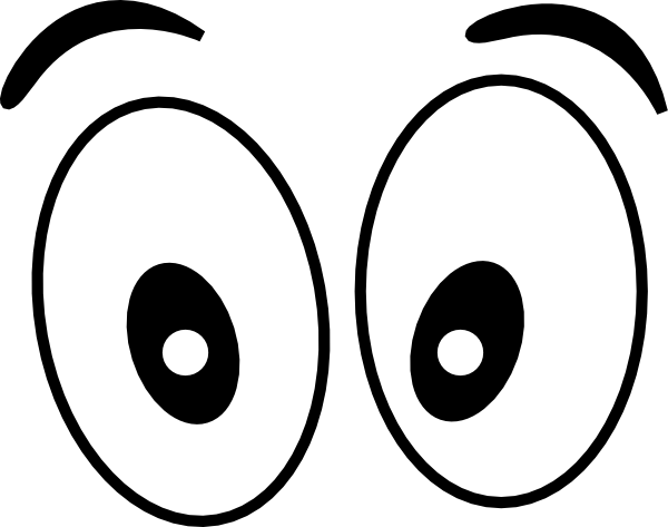 See clipart black and white picture library stock Pair Of Eyes Clipart Black And White | Let #128564 ... picture library stock