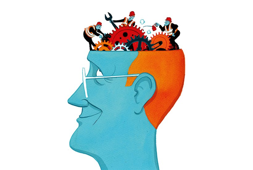 See it in your mind clipart graphic transparent Train your brain: How to keep your mind young | The Spectator graphic transparent