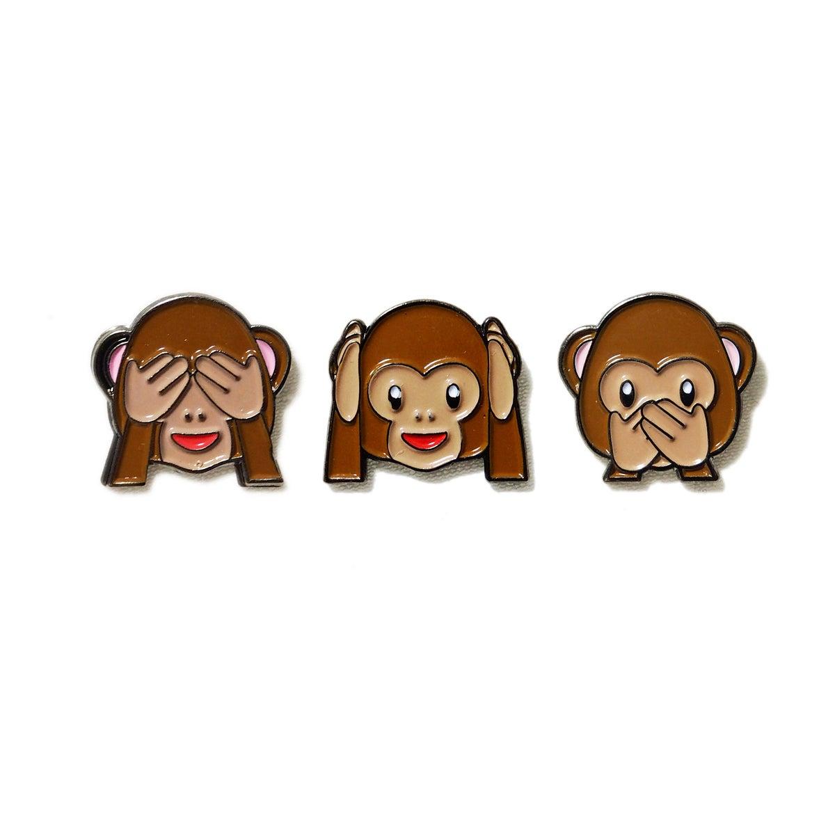 See no evil hear no evil clipart picture royalty free See-hear-speak no evil Monkey picture royalty free