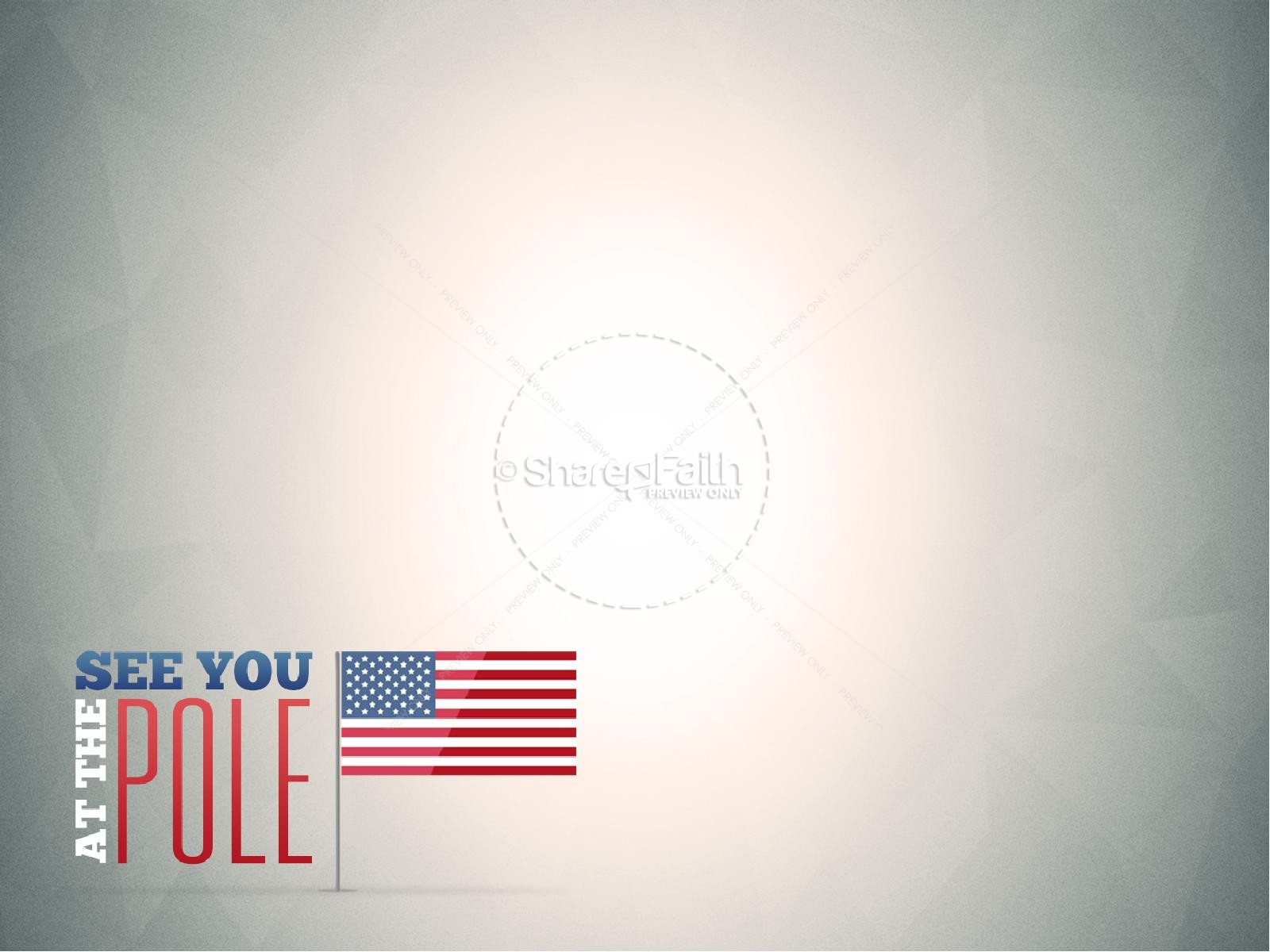 See you at the pole clipart banner transparent library See You at the Pole Christian PowerPoint | Back To School ... banner transparent library