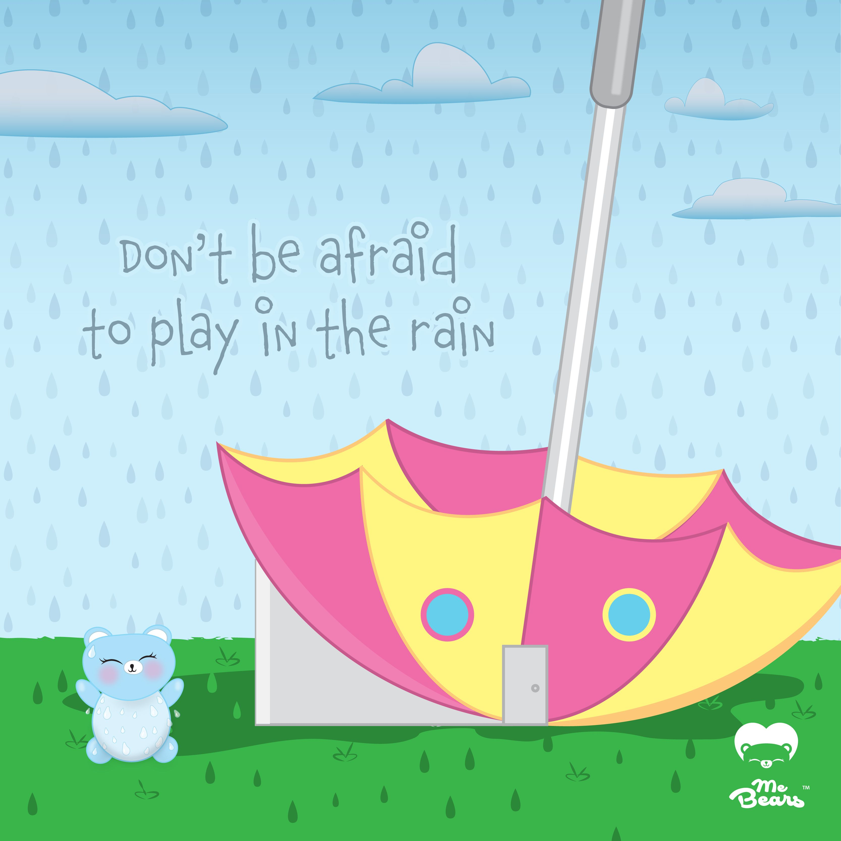 See you soon wearing clipart rainy outfit images banner download When life gives you rainy days, wear boots and jump in ... banner download