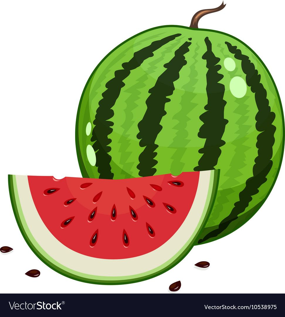 Seedless watermelon half clipart black and white clip art royalty free stock Pin by Lili on clipart4 | Watermelon, Watermelon cartoon, Fruit clip art royalty free stock