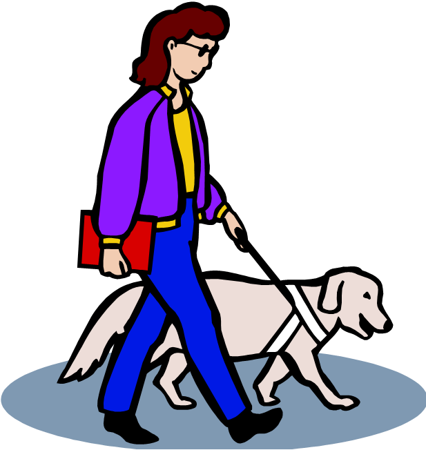 Seeing eye dog clipart vector free stock Seeing Eye Dog Clipart | Free download best Seeing Eye Dog Clipart ... vector free stock