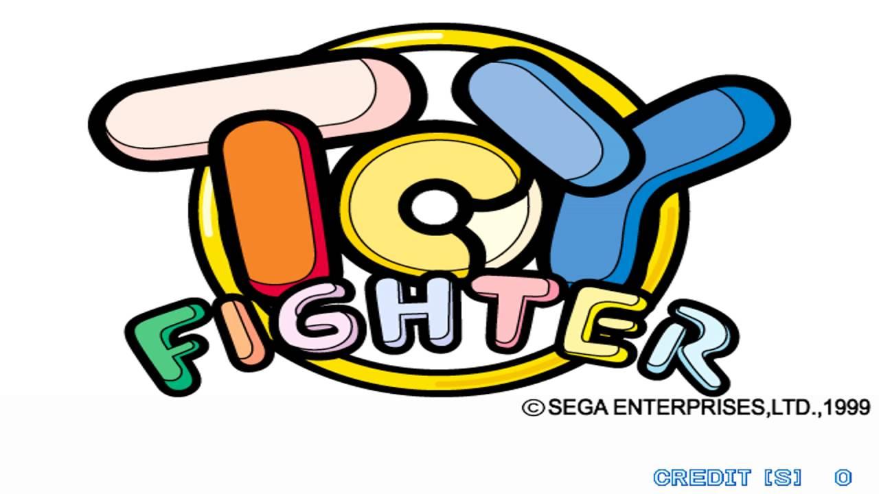 Sega naomi clipart jpg black and white library 11 - Track 11 - Toy Fighter - Sega Naomi (1999) - OST - Dreamcast jpg black and white library