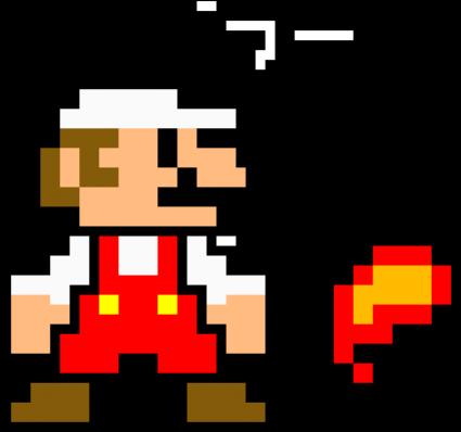Sega pixel cliparts free HD Mario Clipart Mario Pixel - Fire Mario Pixel Art , Free ... free