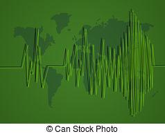 Seismic clipart svg transparent stock Seismic activity Stock Illustrations. 191 Seismic activity ... svg transparent stock