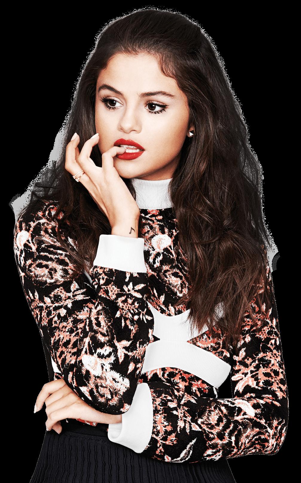 Selena gomez clipart clip transparent stock Selena Gomez Thinking transparent PNG - StickPNG clip transparent stock