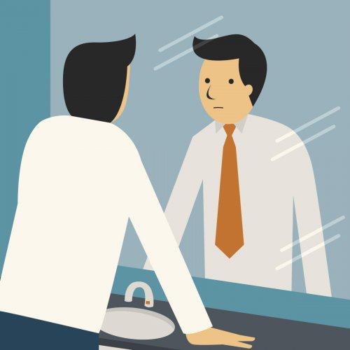 Self awareness clipart vector The art of self-awareness | Deccan Herald vector