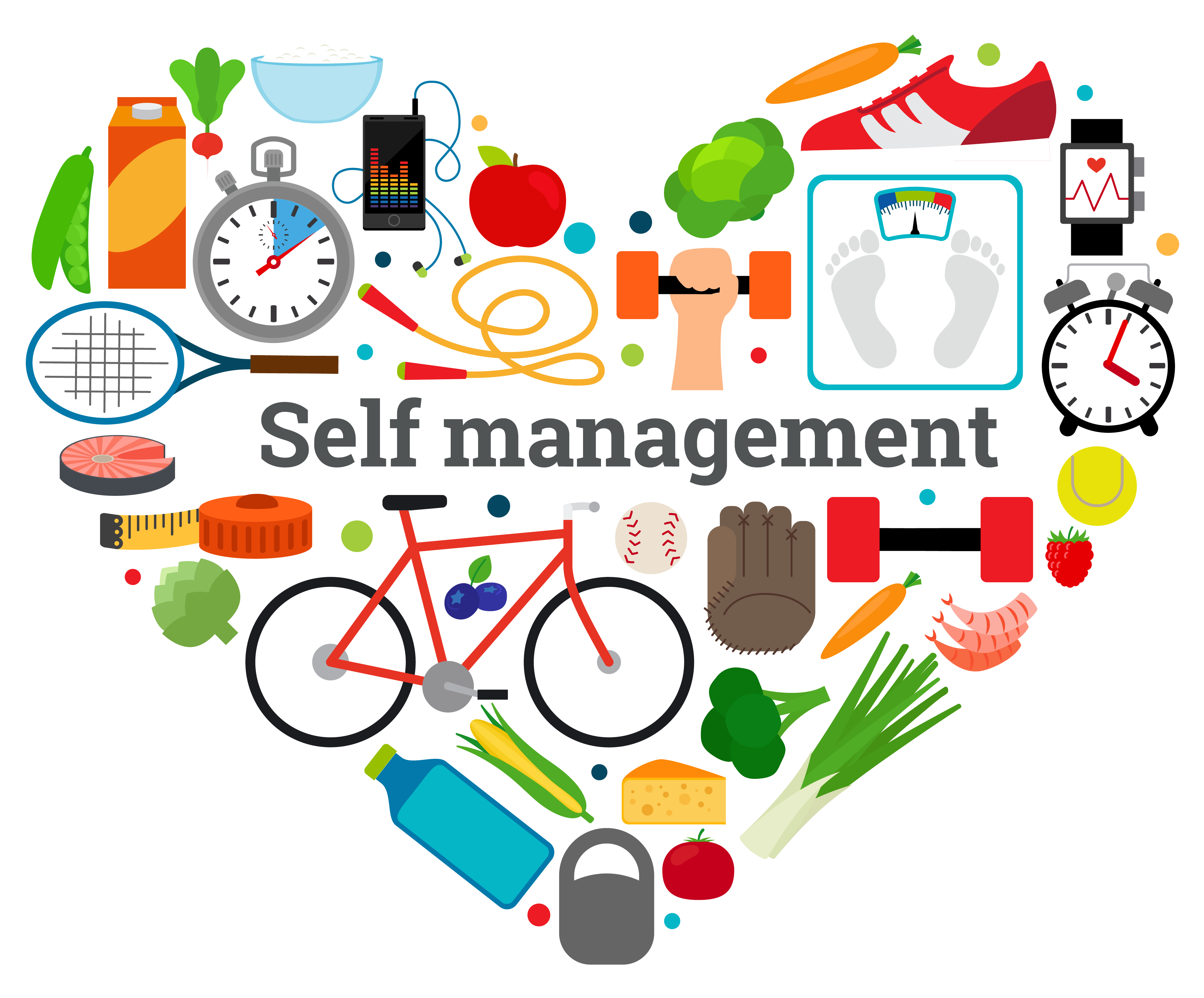 Self management clipart image transparent download Self Management Awards 2019 now open - Health and Social ... image transparent download