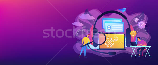 Self service banner clipart png free Self-service Stock Vectors, Illustrations and Cliparts ... png free
