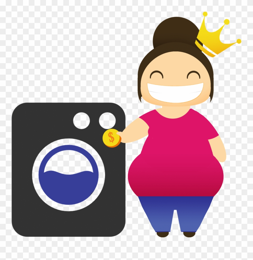 Self service clipart image transparent library Cheap Self Service Laundry Clipart (#3507636) - PinClipart image transparent library