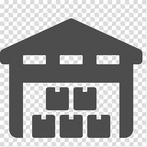 Self storage clipart free vector freeuse library Gray house illustration, Warehouse Computer Icons Logistics ... vector freeuse library