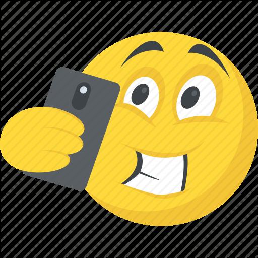 Selfie emoji clipart clip transparent library \'Smiley 2\' by Vectors Market clip transparent library