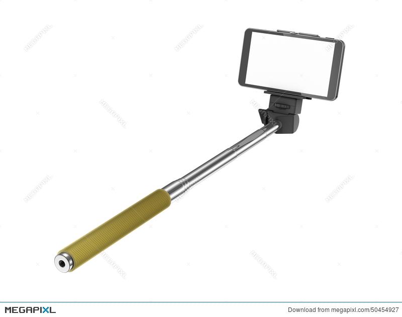 Selfie stick clipart jpeg picture royalty free stock Selfie Stick Monopod Illustration 50454927 - Megapixl picture royalty free stock