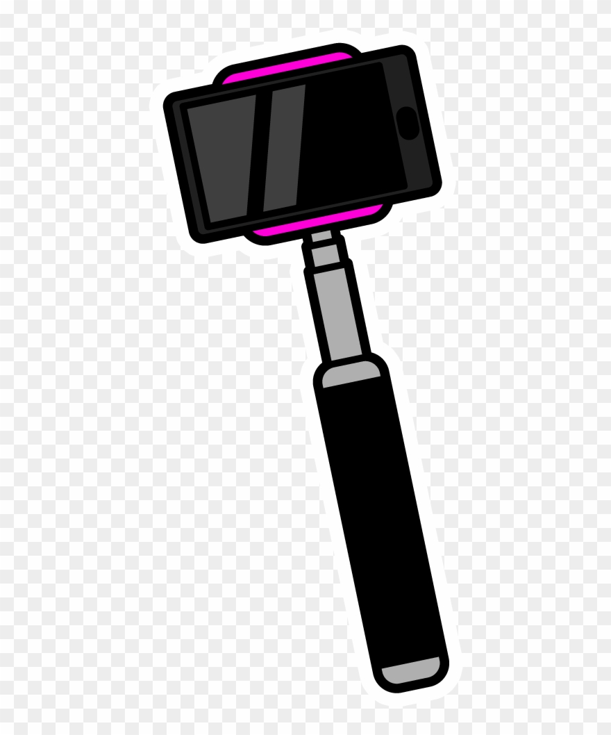 Selfie stick clipart picture freeuse stock Selfie Stick Clipart (#3038441) - PinClipart picture freeuse stock