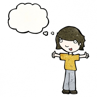 Self-talk clipart picture free stock Positive Self-Talk and Your Health picture free stock