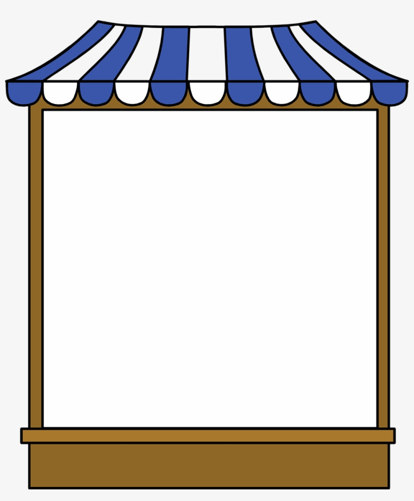 Selling at booth clipart picture black and white library Booth clipart - 46 transparent clip arts, images and ... picture black and white library