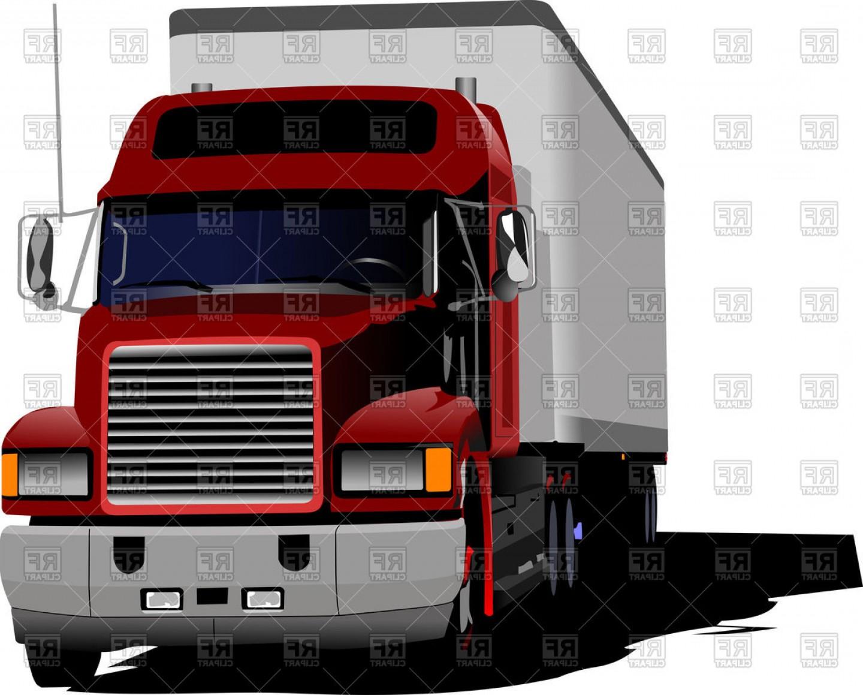 Semi truck grill clipart banner library download Fronts Semi Trucks Vector Clip Art | Savoyuptown banner library download